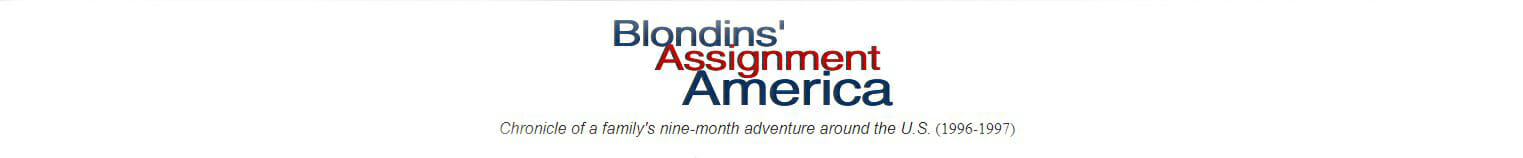 Blondins' Assignment America